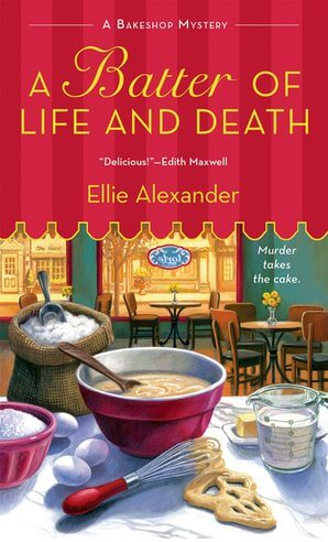 A Batter of Life & Death - Bakeshop Mystery Series #2