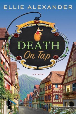 Death on Tap: Sloan Krause Mysteries #1